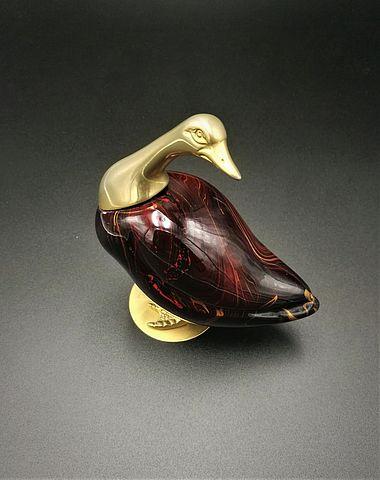 DeStijl, De, Stijl, Firenze, Made, in, Italy, wood, hand, carved, brass, legno, intagliato, ottone, anni, 60, 1960s,